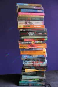 suzanna williams book stack
