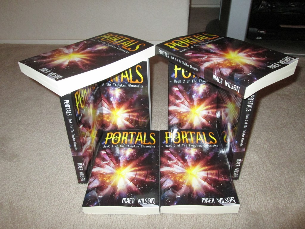 Portals Book Fort