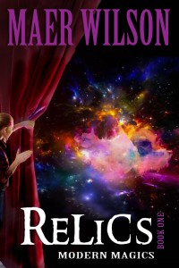 relics - ebook cover high resolution